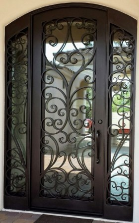 Popular Door Ornament Design Ideas For You16