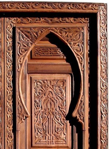 Popular Door Ornament Design Ideas For You36