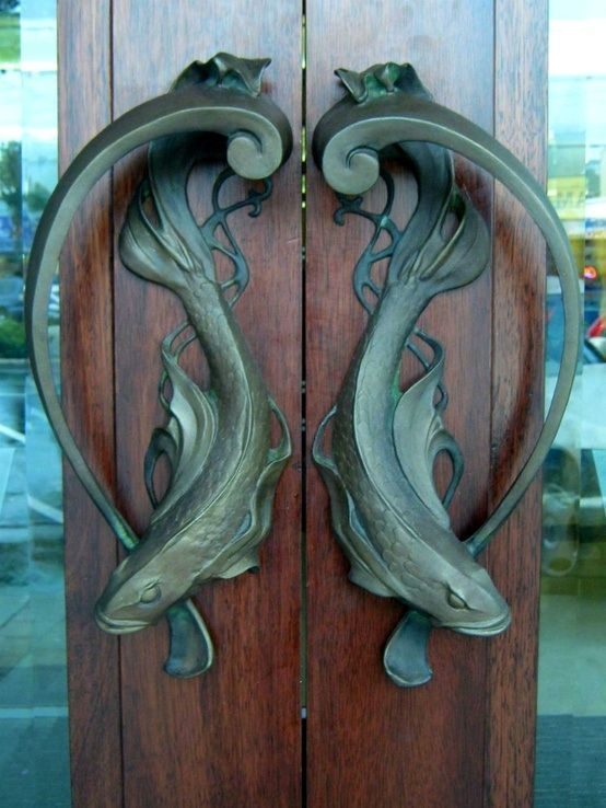 Popular Door Ornament Design Ideas For You39