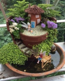 Pretty Fairy Garden Design Ideas To Try23