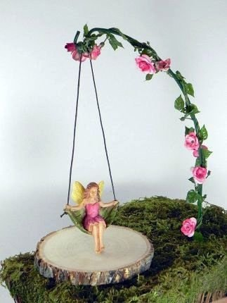 Pretty Fairy Garden Design Ideas To Try33
