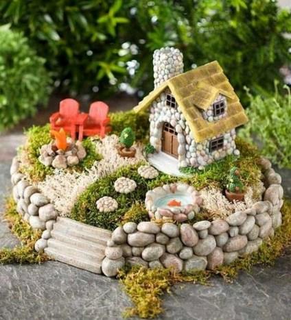 Pretty Fairy Garden Design Ideas To Try34