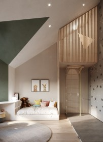 Relaxing Kids Room Designs Ideas That Strike With Warmth And Comfort09