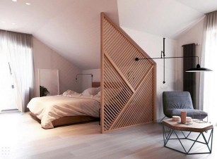 Splendid Studio Apartment Decorating Ideas That Looks Cool20