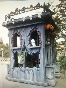 Stylish Outdoor Halloween Decorations Ideas That Everyone Will Be Admired Of15