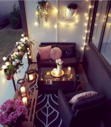 Superb Apartment Balcony Decorating Ideas To Try12