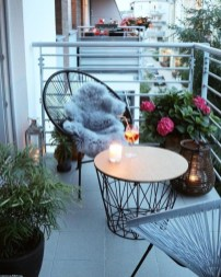 Superb Apartment Balcony Decorating Ideas To Try13