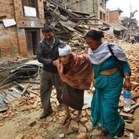 Nepal - The Day The Earth Shattered