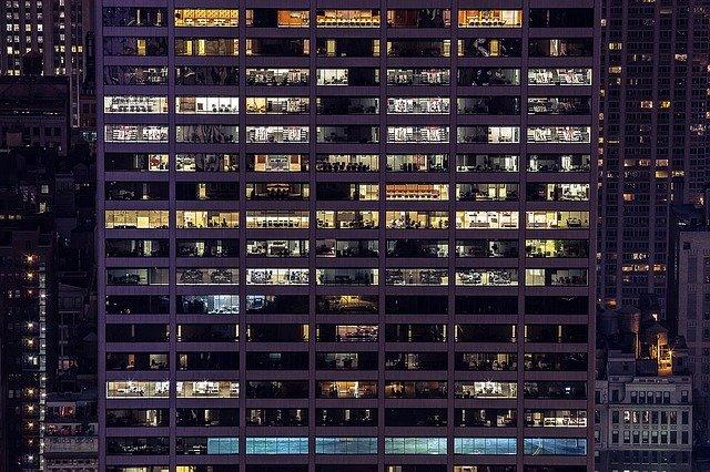 Edificio de oficinas. ISO 14001