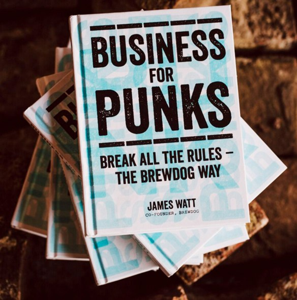 Business for Punks cover