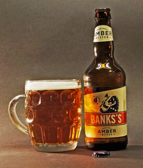 Bank's Amber bitter