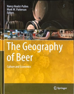 Geography of Beer cover