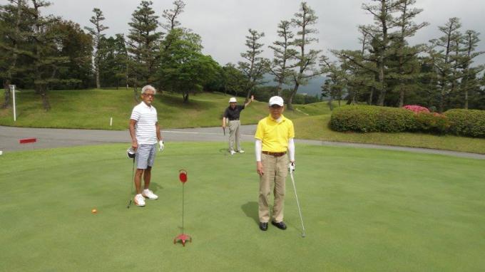 ゴルフ20165月2