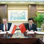 Wizyta sekretarza stanu w Chinach