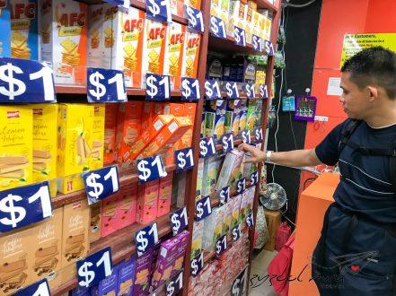 $1 sahaja!! Tukar duit malaysia masa ni jadi RM3.09