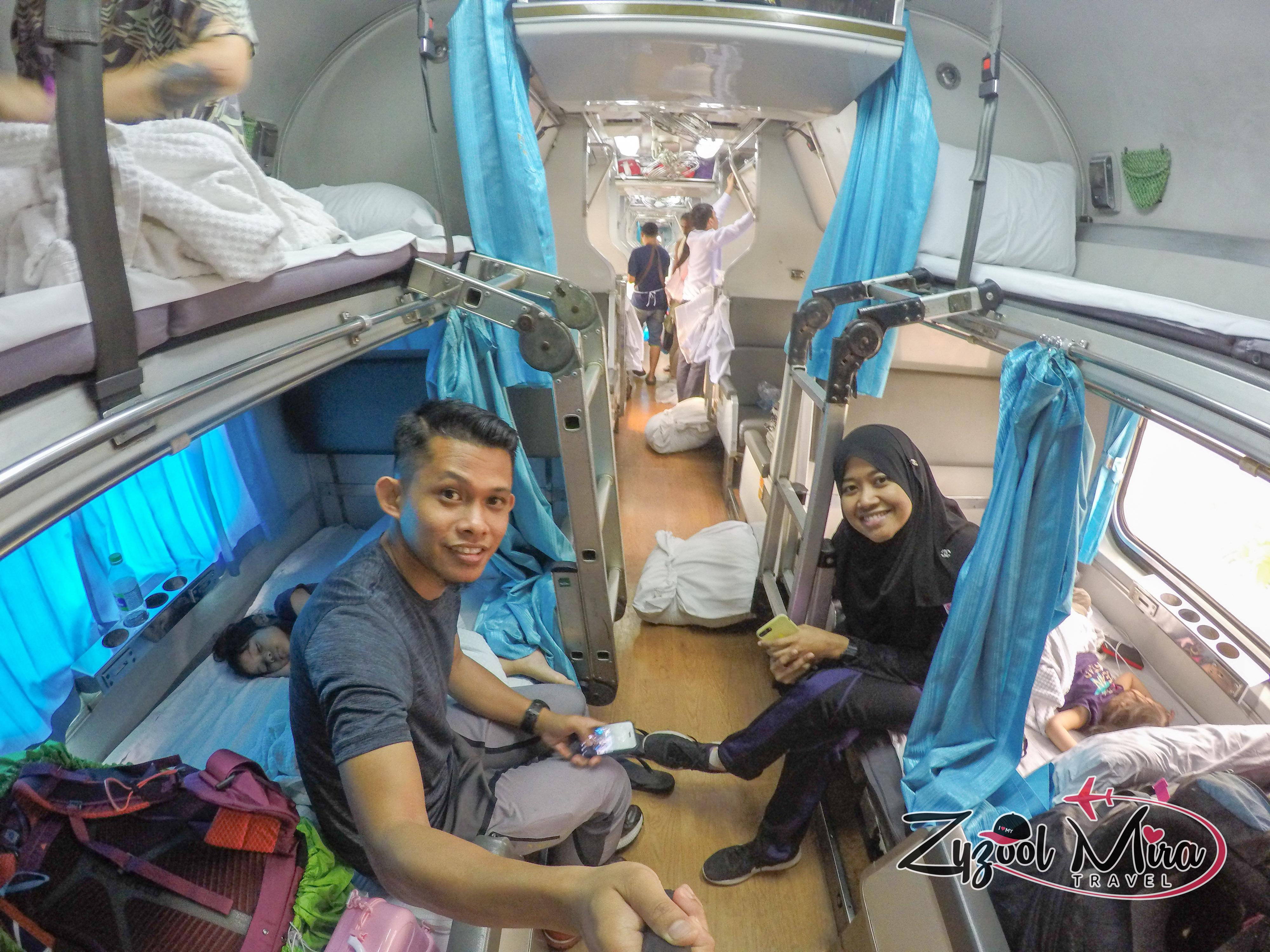 4 Langkah Membeli Tiket Keretapi Thailand
