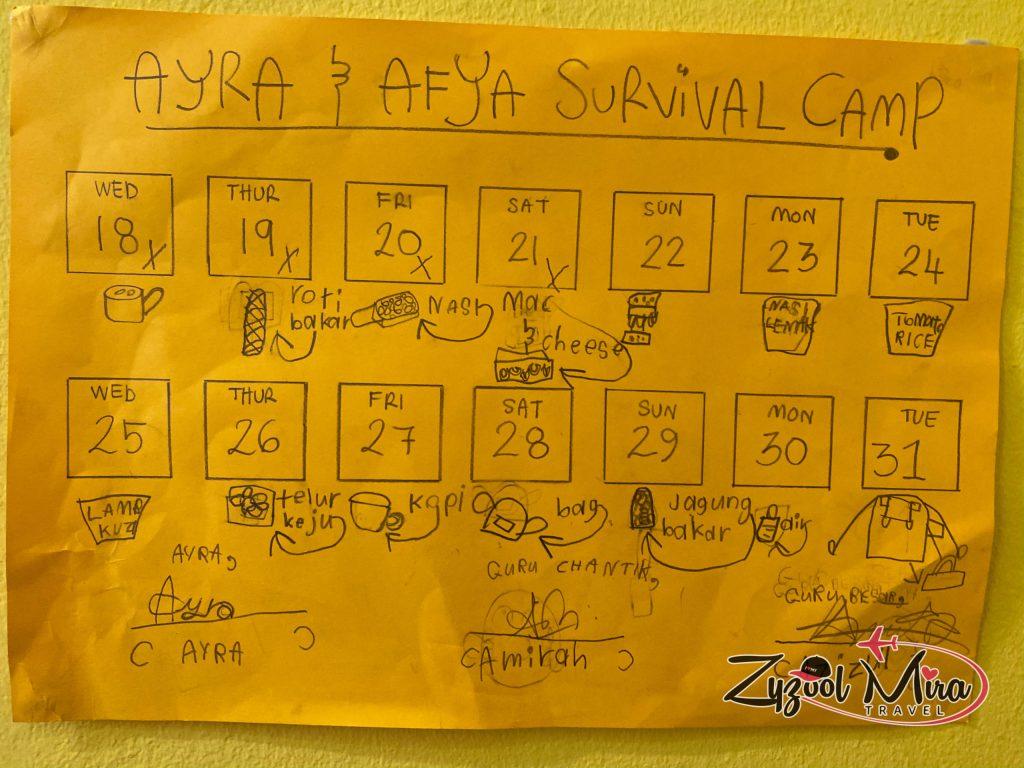 Ayra Afya Survival Camp