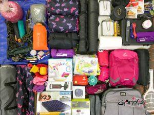 60 Senarai Barang untuk Family Camping