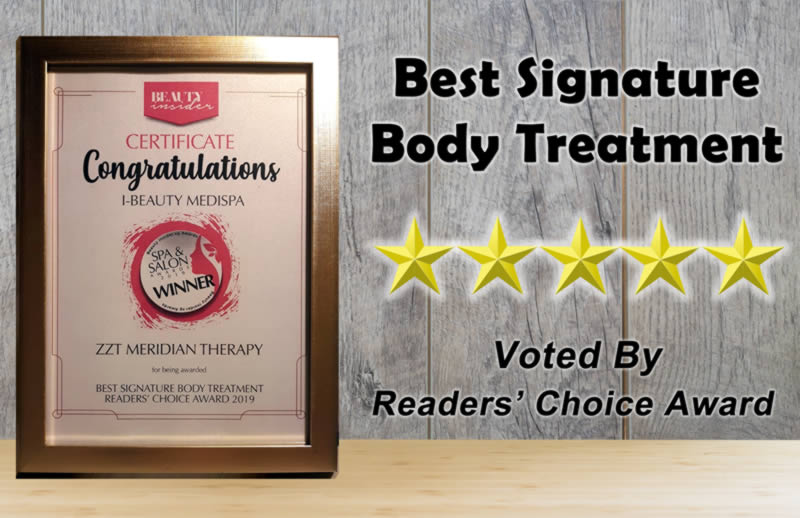 ZZT Health Therapy Beauty Insider Certificate
