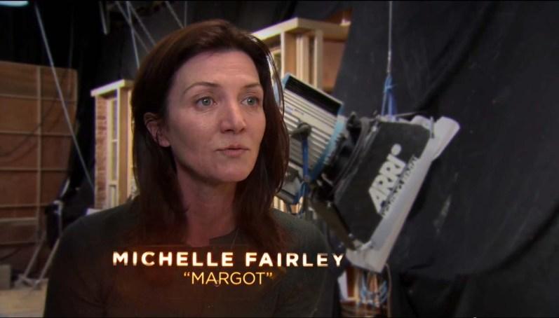 Michelle Fairley (Margot Al-Harazi)